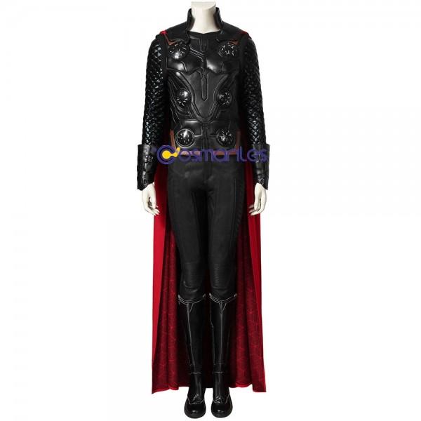 Thor Ver.1 Cosplay Costumes Female Superhero Cosplay Suit
