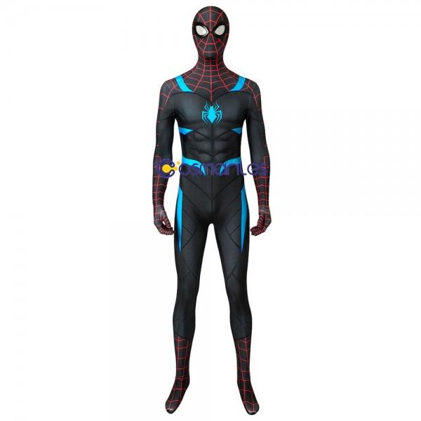 Spider man 3D Printed Edition Cosplay Costume Secret War Spider Man Cosplay Suit