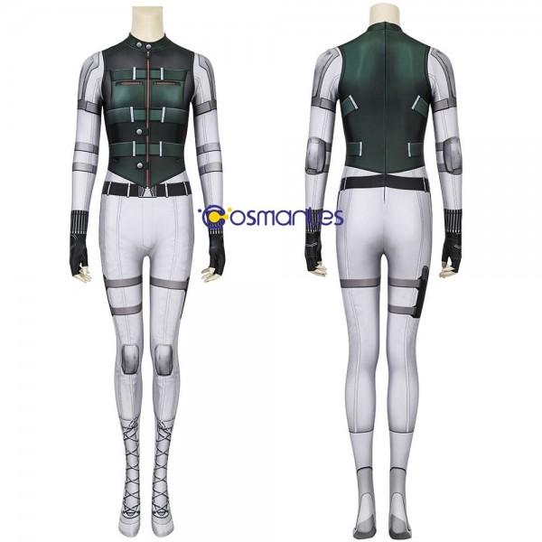 Black Widow Yelena Belova Spandex Cosplay Suit BW2020 3D Printed Suit