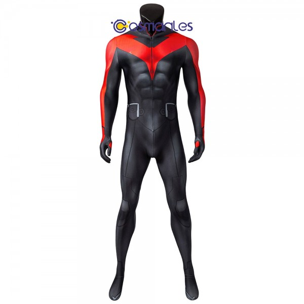The Judas Contract Nightwing Cosplay Costume Nightwing The 3D Printed Cosplay Suit
