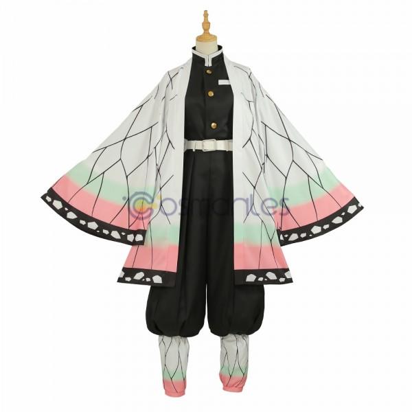 Demon Slayer Cosplay Costumes Shinobu Kocho Top Level Cosplay Suit