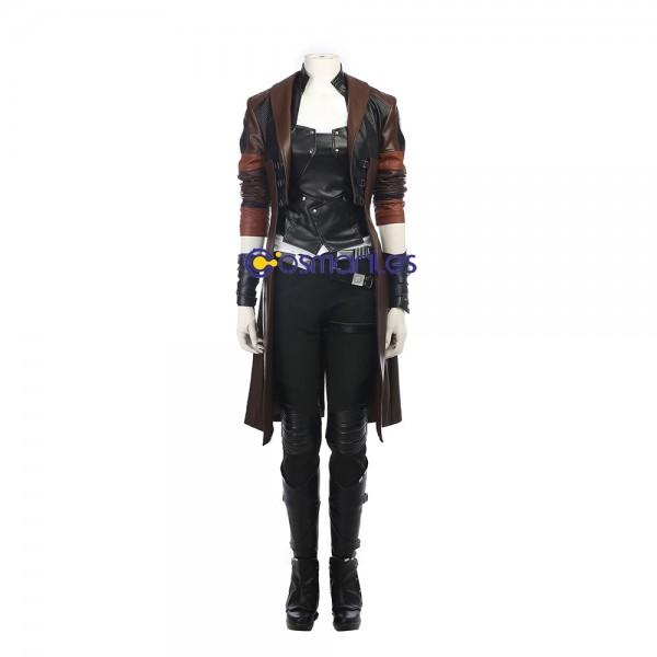 Gamora Cosplay Costume Avengers Endgame Cosplay Suit xzw1800119