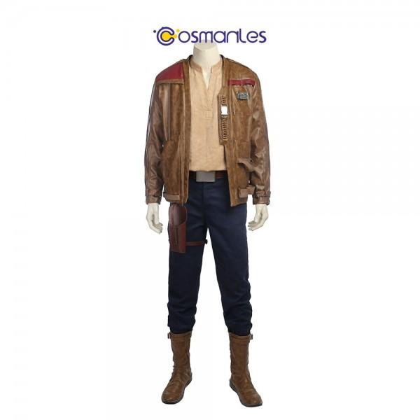 Finn Cosplay Costume Star Wars 8 The Last Jedi Costume xzw1800191