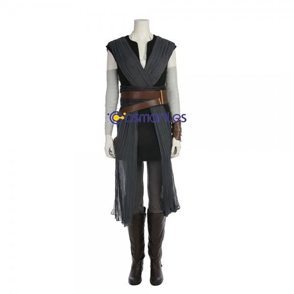 Rey Cosplay Costume Star Wars 8 The Last Jedi Costumes xzw1800128