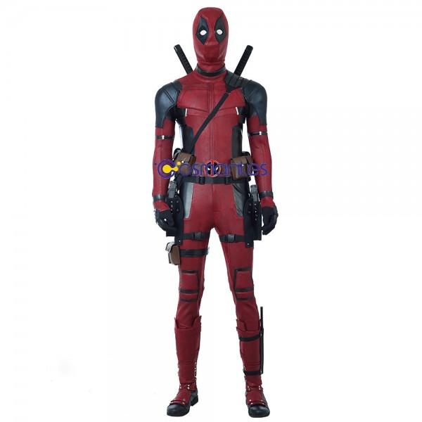 Deadpool Cosplay Costume Deadpool Wade Wilson Costume xzw1800159