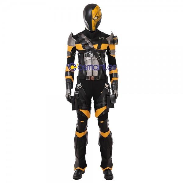 Deathstroke Cosplay Costume Slade Wilson Costume Deluxe Edition