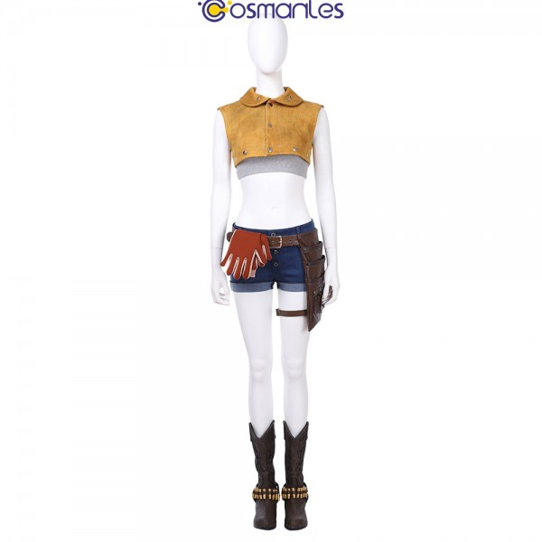 Nico Cosplay Costume Devil May Cry 5 Costumes xzw1800174