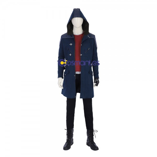Nero Cosplay Costume Devil May Cry 5 Nero Jacket xzw1800180