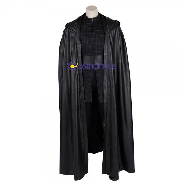 Star Wars The Rise Of Skywalker Kylo Ren Cosplay Costume xzw190281