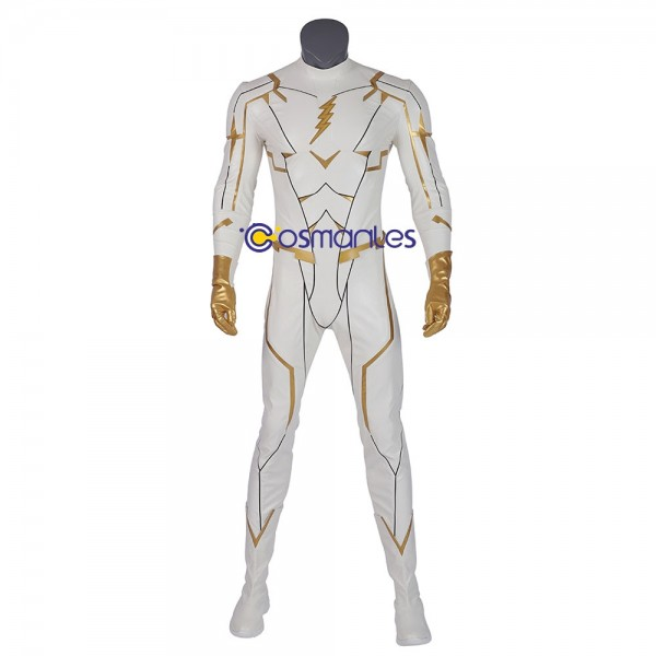 GodSpeed Cosplay Costumes The Flash Season 5 Cosplay Suits Xzw190284