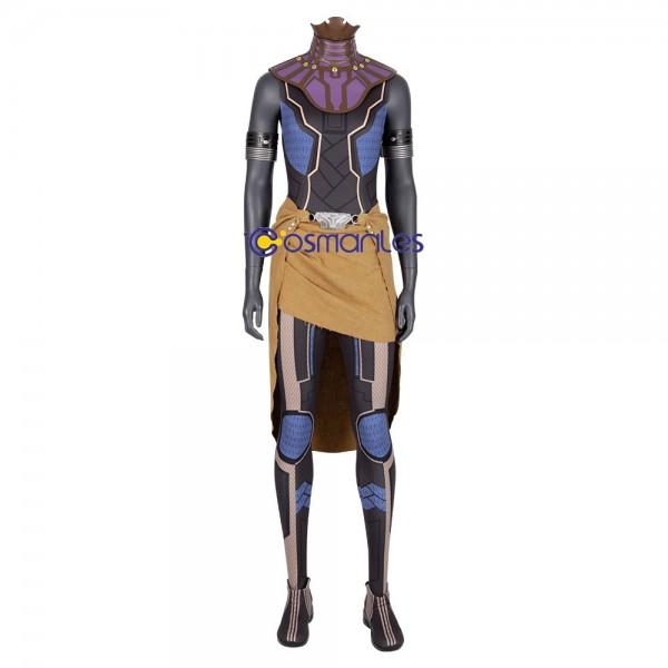 Shuri Cosplay Costumes Black Panther Wakanda Shuri Cosplay Suits Xzw190286