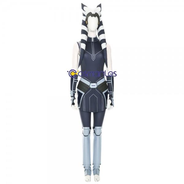 Ahsoka Tano Costume The Clone Wars Ahsoka Cosplay Suit Xzw00345