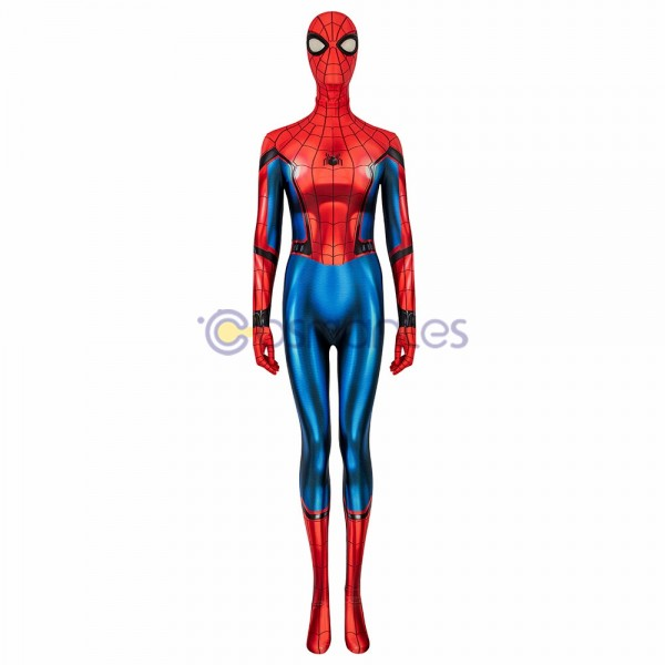 Female Spider-man Cosplay Suit Spider-Man Far From Home Spandex Cosplay Costume