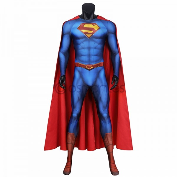 Superman Cosplay Costumes Superman And Lois Suit