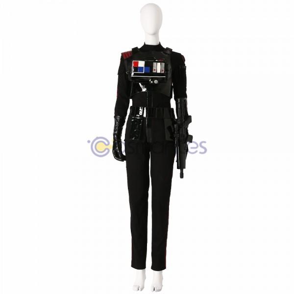 Iden Versio Cosplay Costumes Star Wars Battlefront 2 Top Level Cosplay Suit