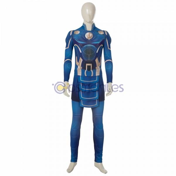 Ikaris Cosplay Costumes Eternals Ikaris Cosplay Suits