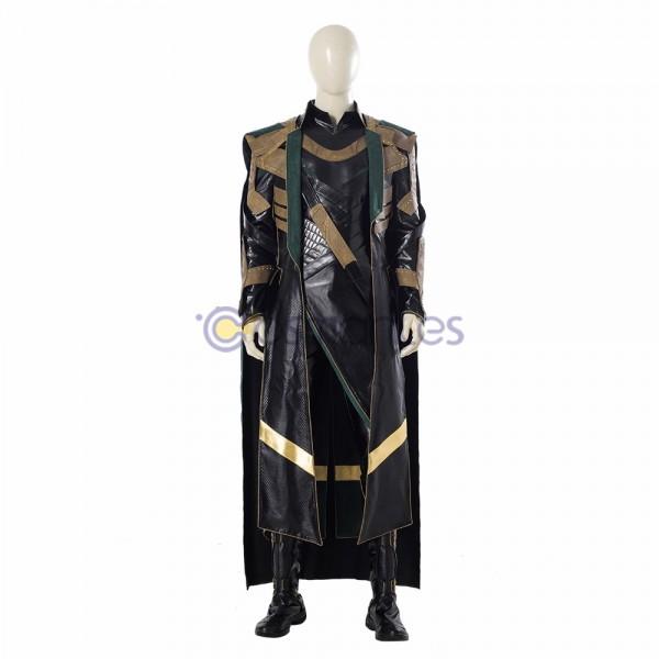 LOKI Cosplay Costumes 2021 Loki Top Level Cosplay Suit