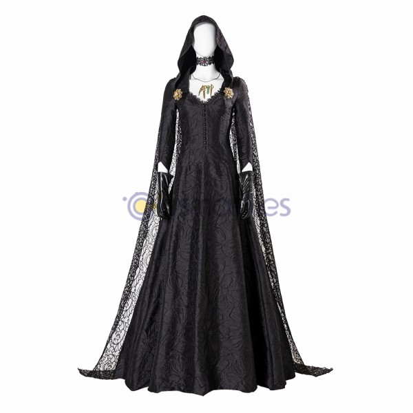 Daniela Cosplay Costumes Resident Evil Village Top Level Cosplay Suit