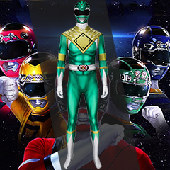power ranger cosplay costumes and suits - cosmanles