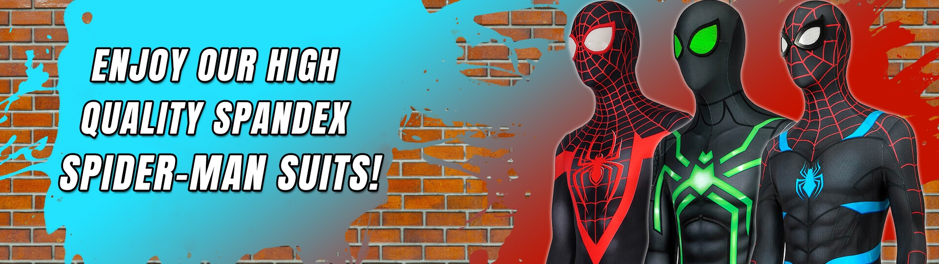 cosmanles spiderman cosplay costumes